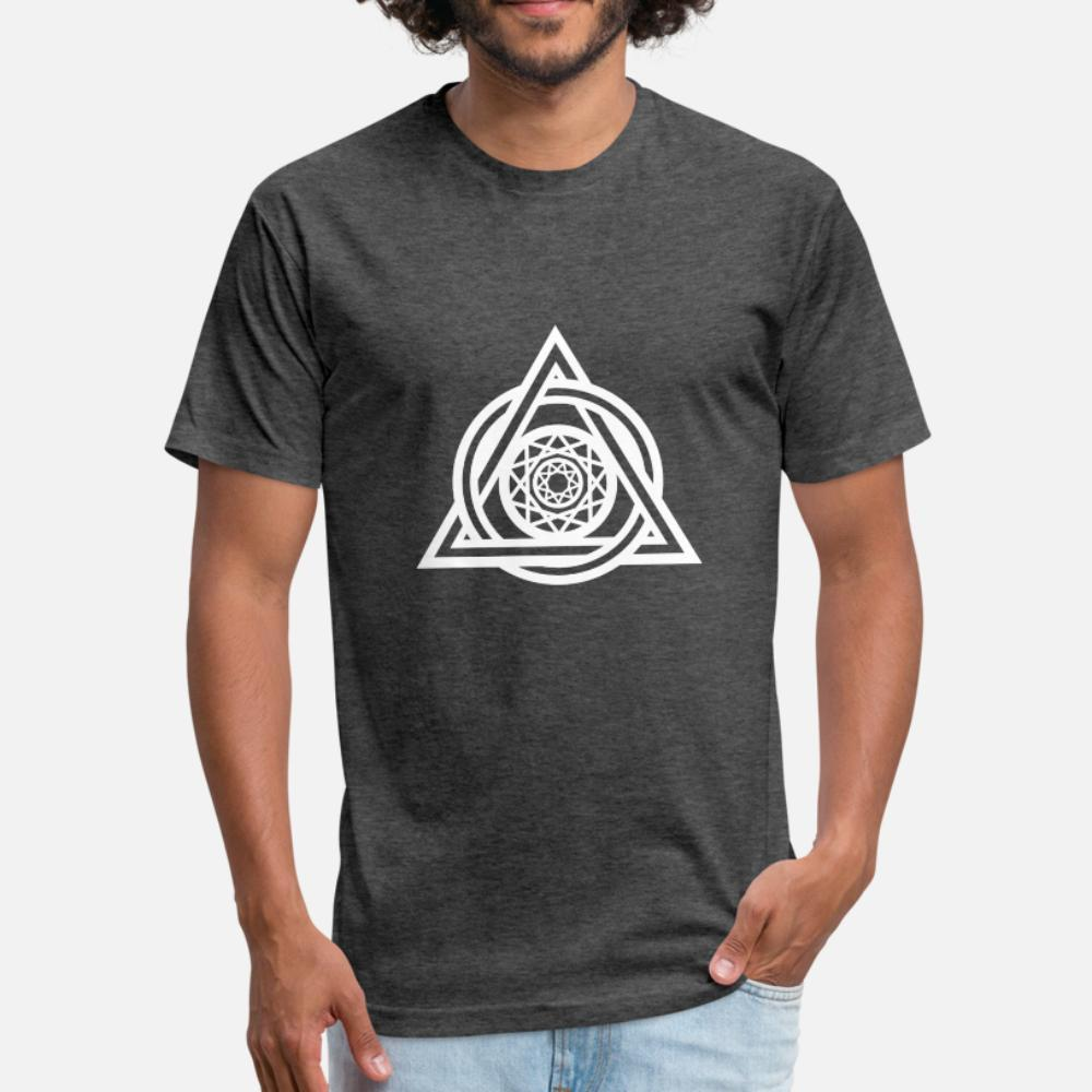 1 Vida Ruta 9 Destino hombres de la camiseta Imprimir camiseta del O-Cuello formal Interesante camisa Patrón Básico de Primavera
