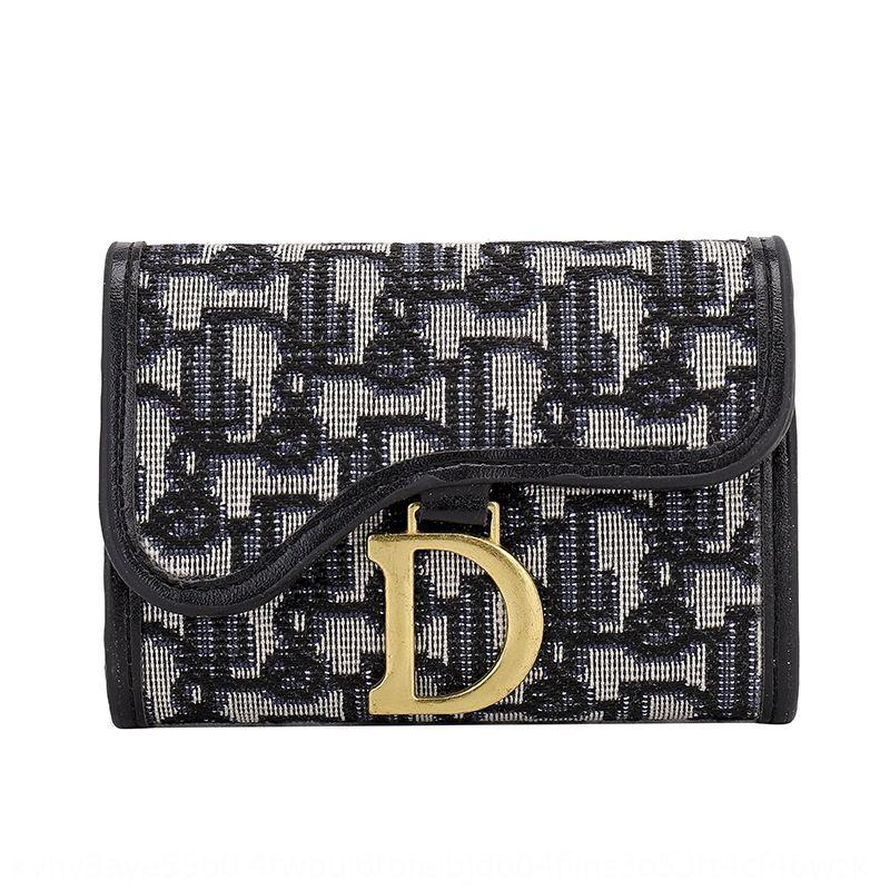 2020 Yeni Moda Kadın Küçük kısa organı çok kart çanta sikke Kart cüzdan cüzdan çanta