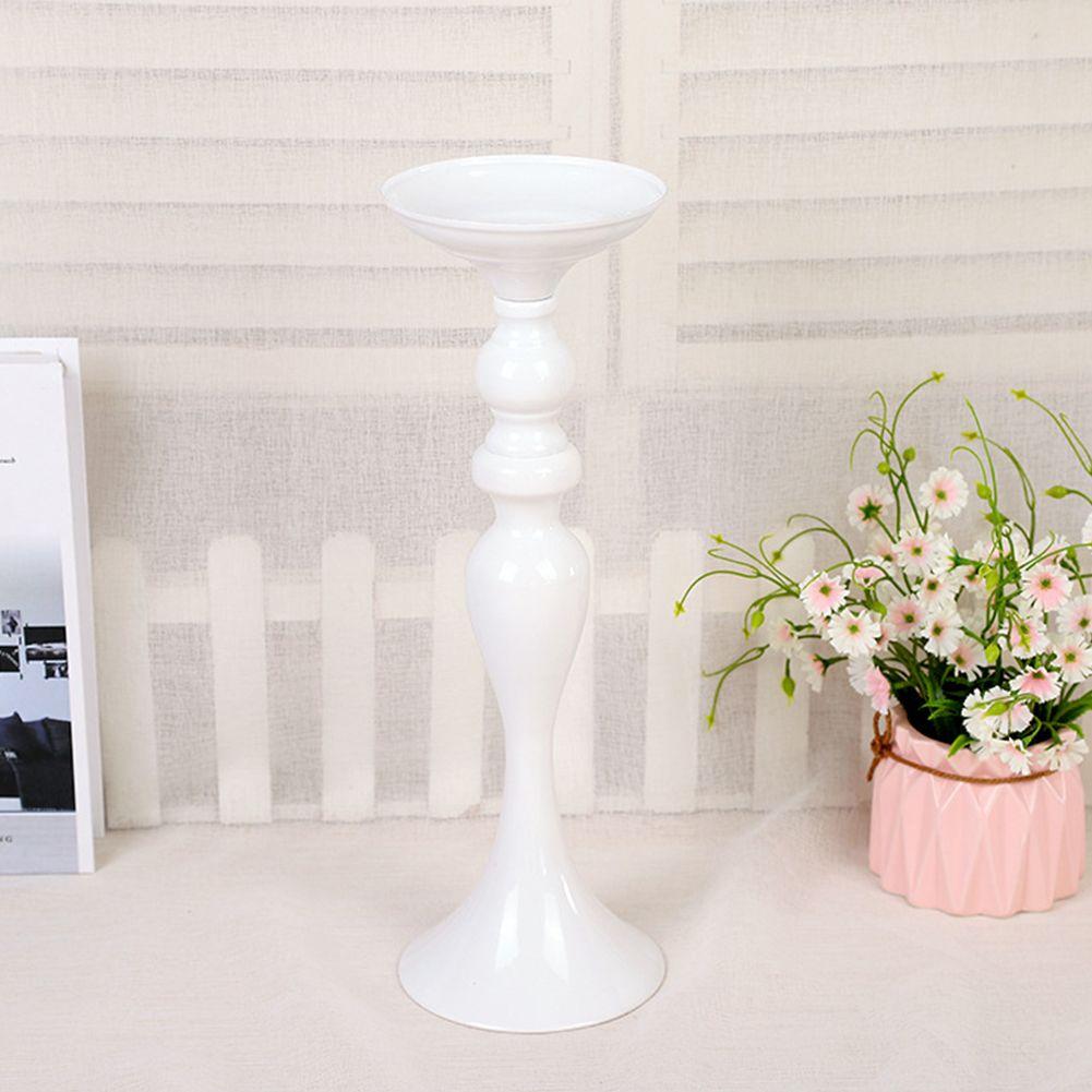 Железный подсвечник Wedding Flower Rack-роуд Ведущий Centerpiece Event Стенд ужин
