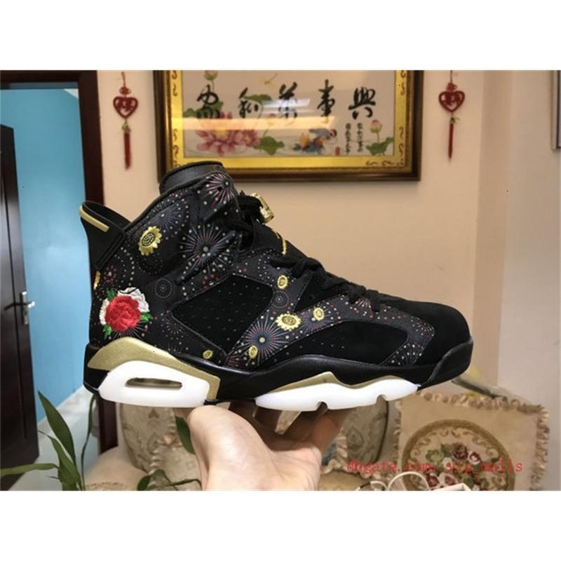 Vendita online Unc Travis Oliva 6 6s Uomini scarpe da basket Tinker Rifletta Argento Volo Nostalgia Jumpman Nero a infrarossi Sport Sneaker Trainer