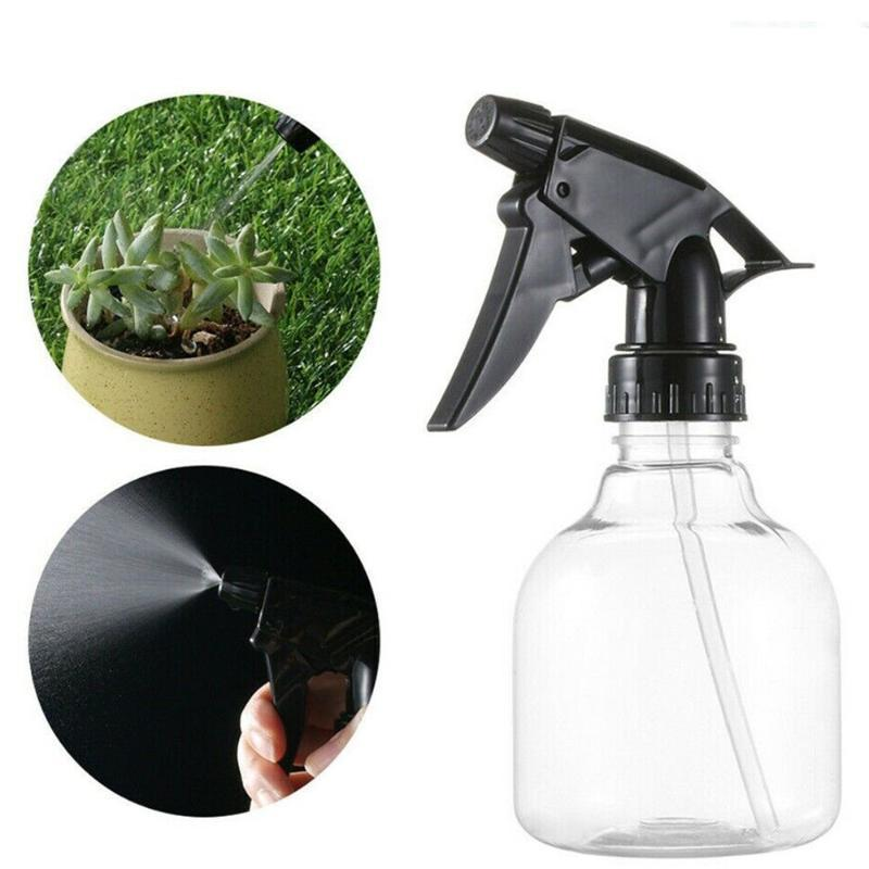 250ml Portable Plants Spray Bottle Water Sprayer Fine Mist Garden Hairdressing Misting Spray Tools