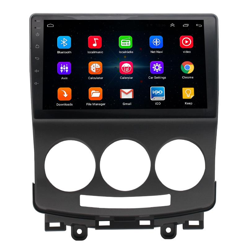 ANDROID 10.0 Car Dvd Gps Player for OLD MAZDA Car Stereo Audio with Gps Navigation Bluetooth