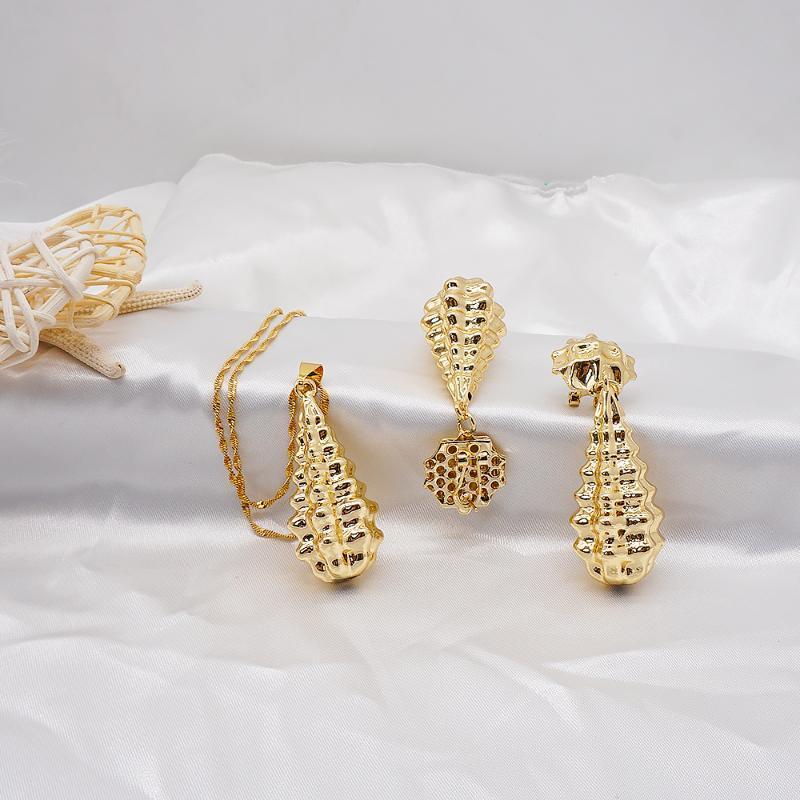 2020 dessins de mode pour femmes boucles d'oreilles collier pendentif Parures fantaisie Accessoires longue Boucles d'oreilles cadeau de mariage