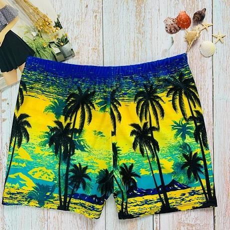 Hommes Maillots de bain Maillot de bain Boxer Hommes Imprimer Hot Spring Beach Pantalons Maillots de bain Mode hommes respirant Maillots de bain actifs 6 Couleurs