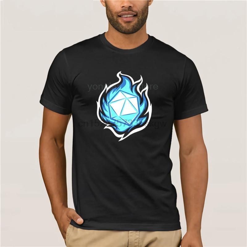 Gli uomini di stampa manica corta maglietta tendenza Flaming nuova di estate Mens casuali maglietta della stampa di moda