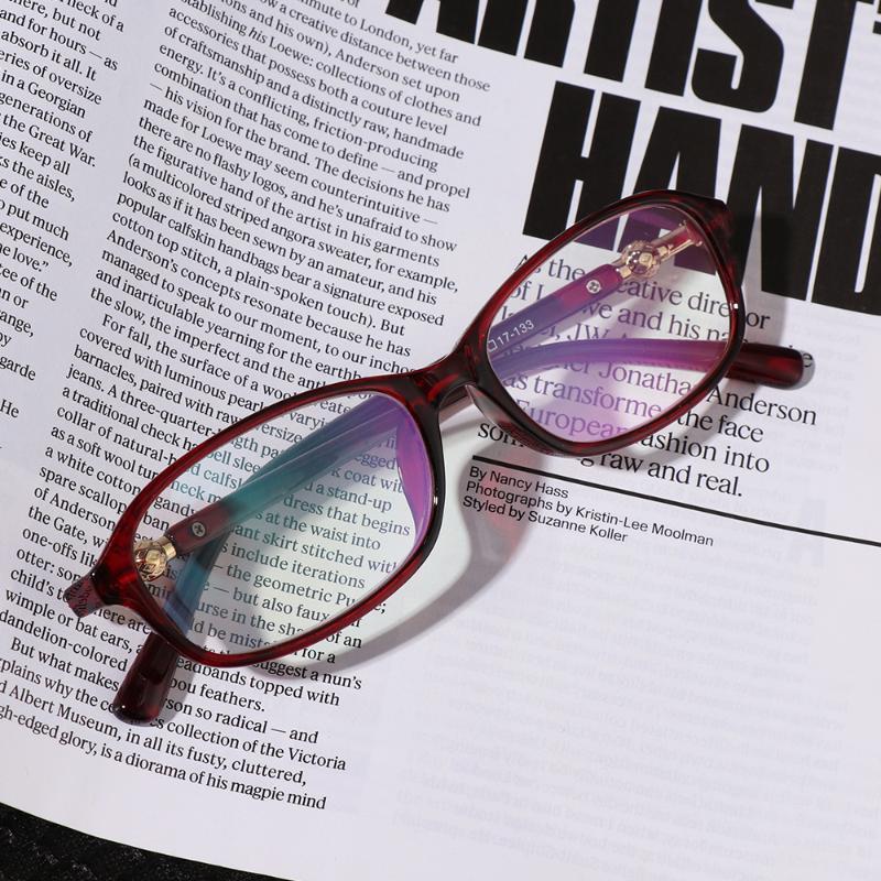 Ultralight Karşıtı Blue-Ray Okuma Gözlüğü Kadın Erkek Karşıtı Mavi Işık Presbiyopik Gözlük Gözlük Gözlük + 1.0 ~ + 4.0