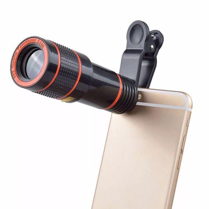 8x Cep Telefonu Mercek Telefoto Hd Dış Kamera Lens 8x zoom Odak Cep Telefonu Mercek