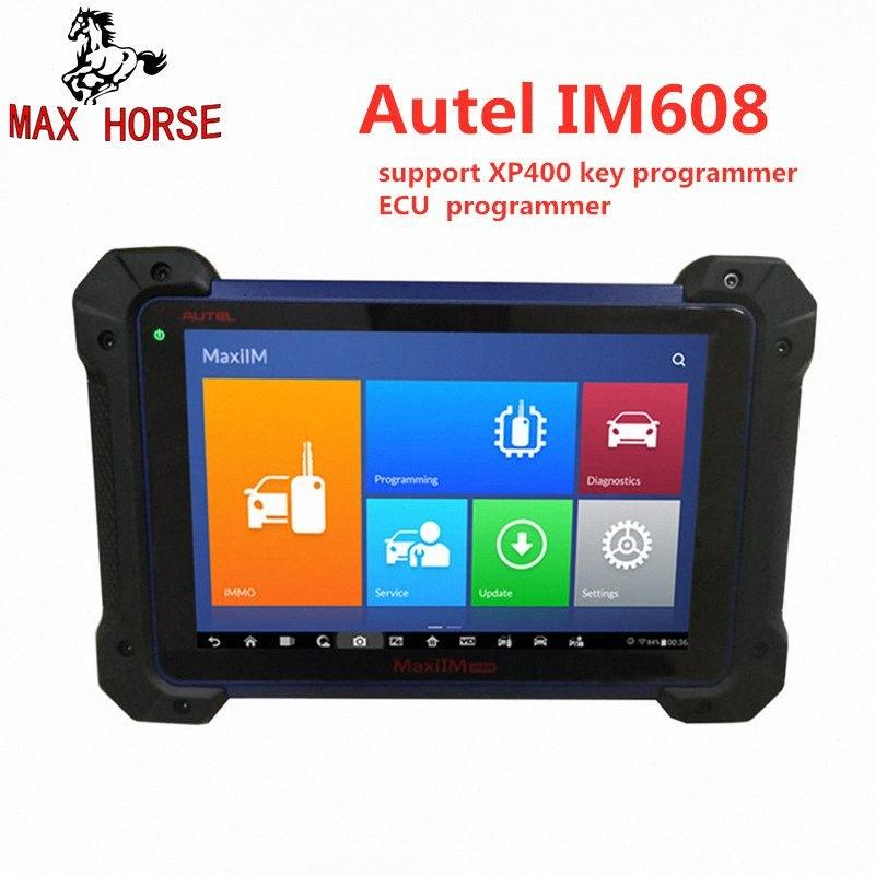 Autel MaxiIM IM608 OBD2 Car Diagnostic Auto Scanner Engine Tool ECU Key Programming IM600 Scaner Automotriz Profesional AN7N#
