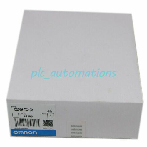 Kutu OMRON Sıcaklık Kontrol Ünitesi C200HTC102 C200HTC102 Marka Yeni