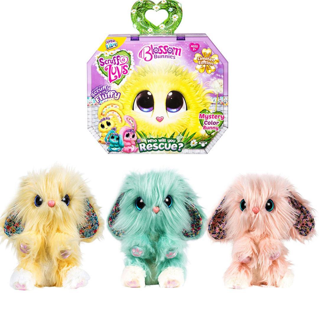 Sorpresa pelliccia bagno giocattolo gatto trasformato in pet puppy gatto coniglio cieco Box pelliccia sfera del regalo bambola per ragazzi e ragazze