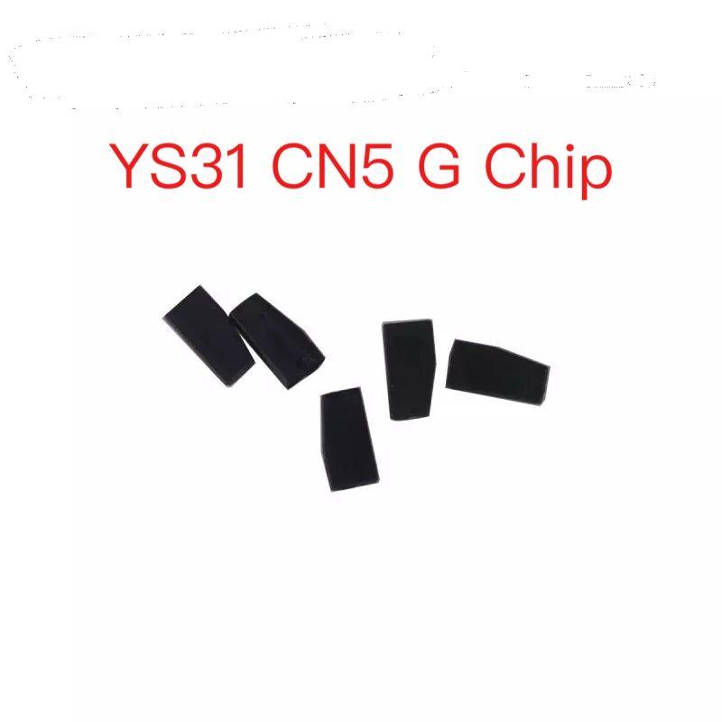 칩은 자동차 자동차 자동차 트랜스 폰더 프로그래머가 cn900 trasponder 키와 nd900 15pcs를 프로그래머 CN5 / 많은