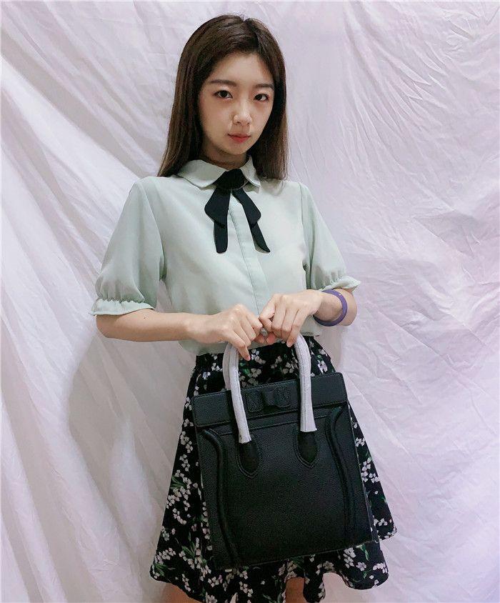 New Arrival women Bags with Real Leather Handbags famous design Bag Girls Shoulder Bag Messenger Female Sac A Main Classic Smile Bag 20/26cm