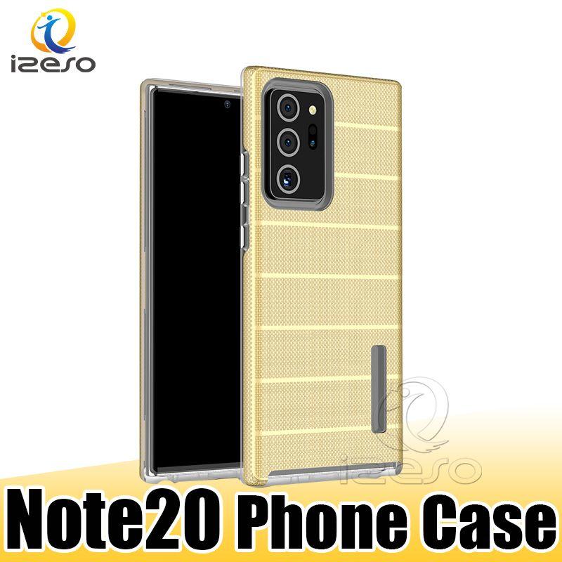 Cassa del telefono per Samsung Galaxy Note20 S20 S10, cause 5G A01 US TPU design del cellulare della copertura posteriore di vendita calda Shell Cover Ultra izeso