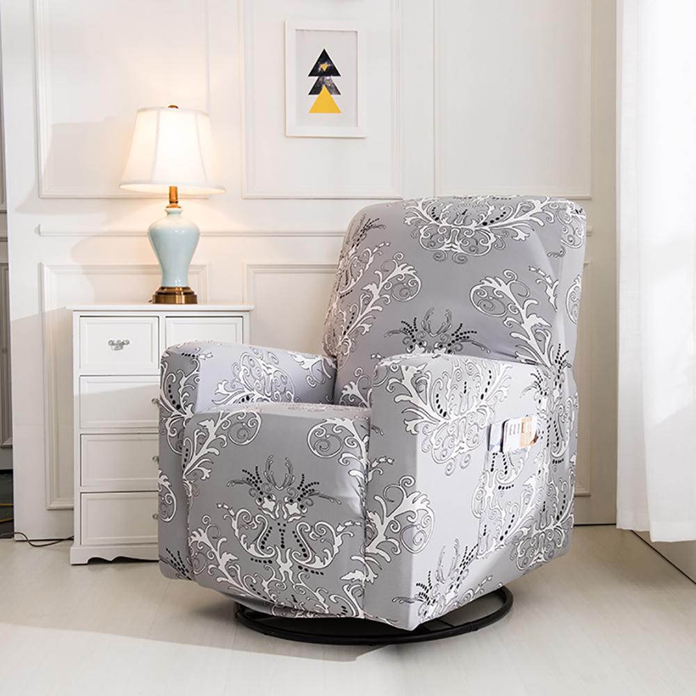 Sofá tampa protetora Anti sujo lavável substituição tecido elástico não escorregar
