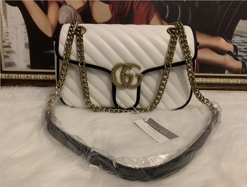 2019 borse a spalla nuova di alta qualità del design borsa delle donne Borse Crossbody Bag Messenger a4