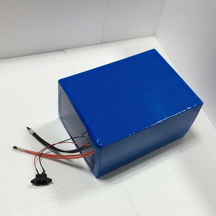 96V 20AH с 54.6V 3A зарядное устройство 1000 раз цикл литиевая батарея электрический велосипед качества высокой