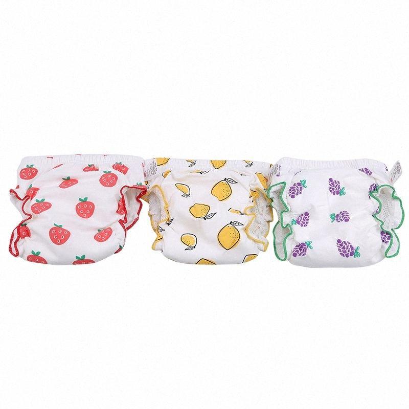 1 Adet Bebek Bezi Yıkanabilir Yeniden kullanılabilir Bebek bezleri Izgara / pamuk Eğitim Külodu Bezi Bezi Bebek Fraldas Kış Yaz Sürüm Bezleri g414 #