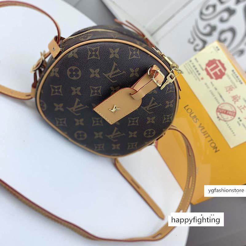 Роскошные сумки дизайнер дама маленькой круглая дикий случайного мессенджер сумка 52294-33