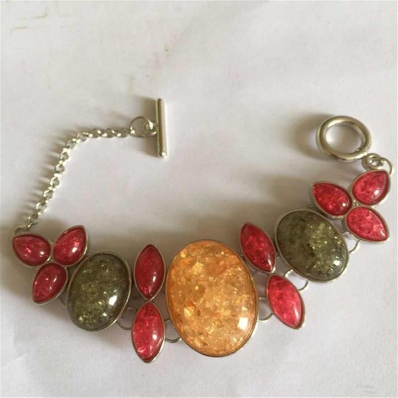 cristal de estilo de las mujeres de Corea Yiwu joyería coreana pulsera de Yiwu pequeñas joyas de cristal pequeño brazalete q9z3M mujeres del estilo