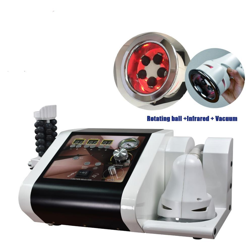5D efectiva máquina de masaje de succión de vacío en la mejora de mama / pérdida de peso / drenaje linfático / las nalgas de elevación Equipo de belleza para el hogar