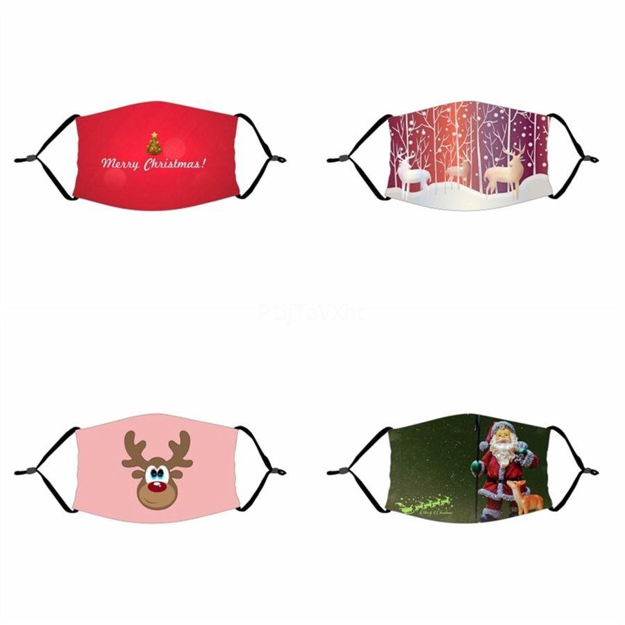 CartoonPrint Cubrebocas Con engraçado equitação lavável Ultraviolet Proof Prective HBike Máscara Correndo Máscara Figuras # 220