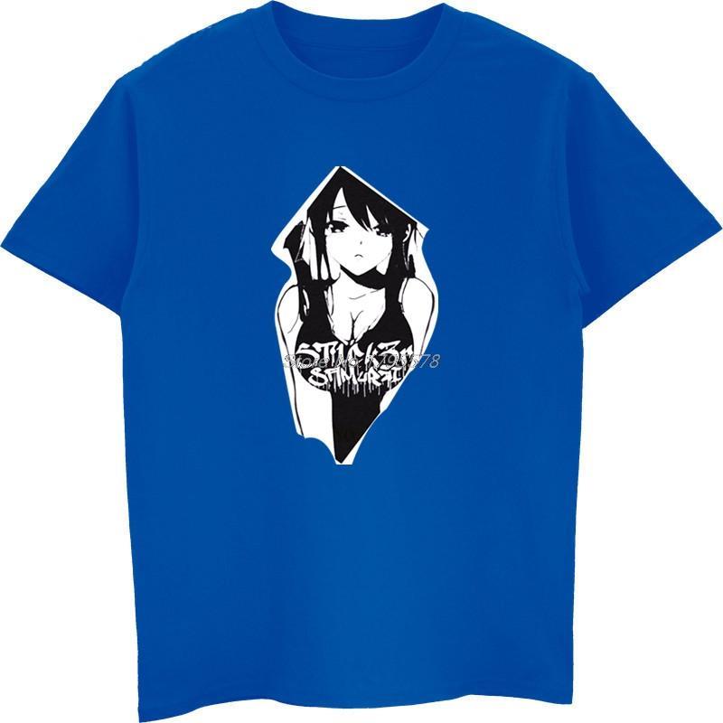 Летние хлопковые мужские Одежда граффити Писатели Любовь Аниме Девушки Персонализированные Футболки Повседневная Hip Hop Тис Топы Harajuku Streetwear