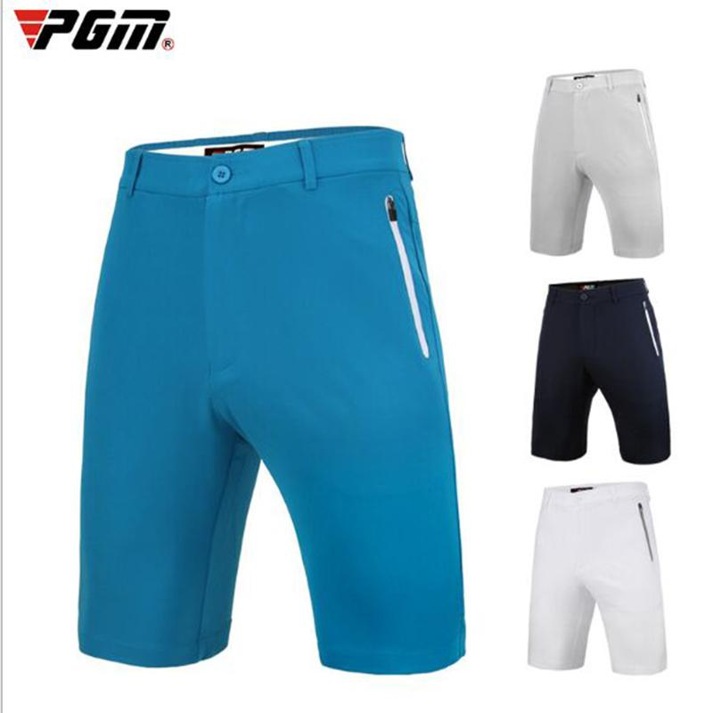 PGM Verão 2020 New Golf Shorts de Men Sports Shorts estiramento Shorts Side confortável Ventilação Buraco
