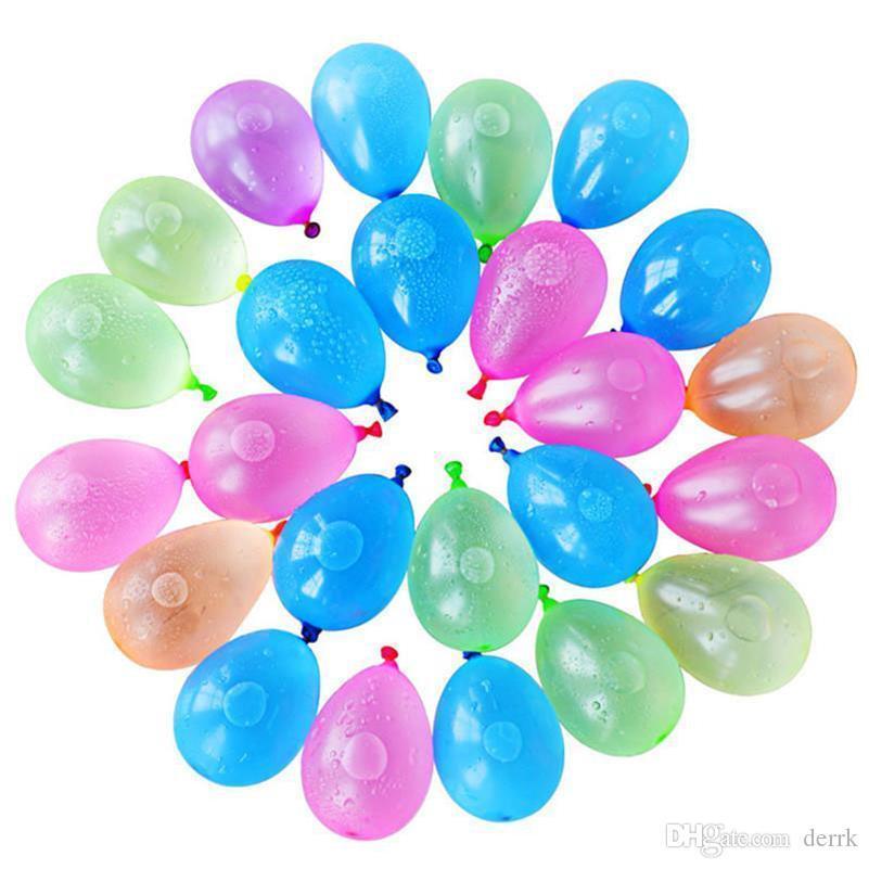 colore di vendita calda riempita gavettoni magia magia gavettoni d'estate gioco giocattolo bomba 2020 bambini giocattoli d'acqua all'aperto