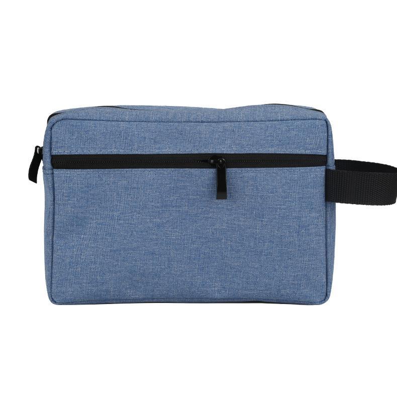 Tomar y aceptar la bolsa de maquillaje, maquillaje bolsa de viaje, Oxford tela impermeable, de alto grado bolsa de lavado de maquillaje.