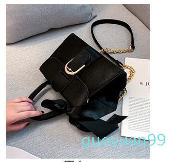 New-2020 Bag Ladies Shoulder Bag Moda Velvet Bolsa Best Selling
