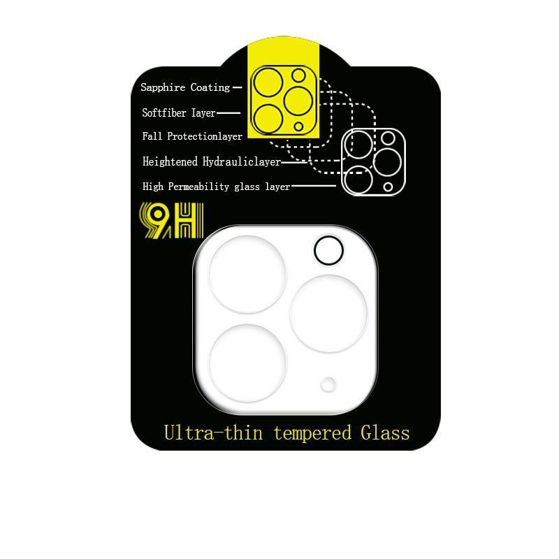 iPhone de vidro para trás Camera Lens temperado 11 Max Proteção Pro Film Galss protetor para Samsung S20 Além disso S20 Ultra
