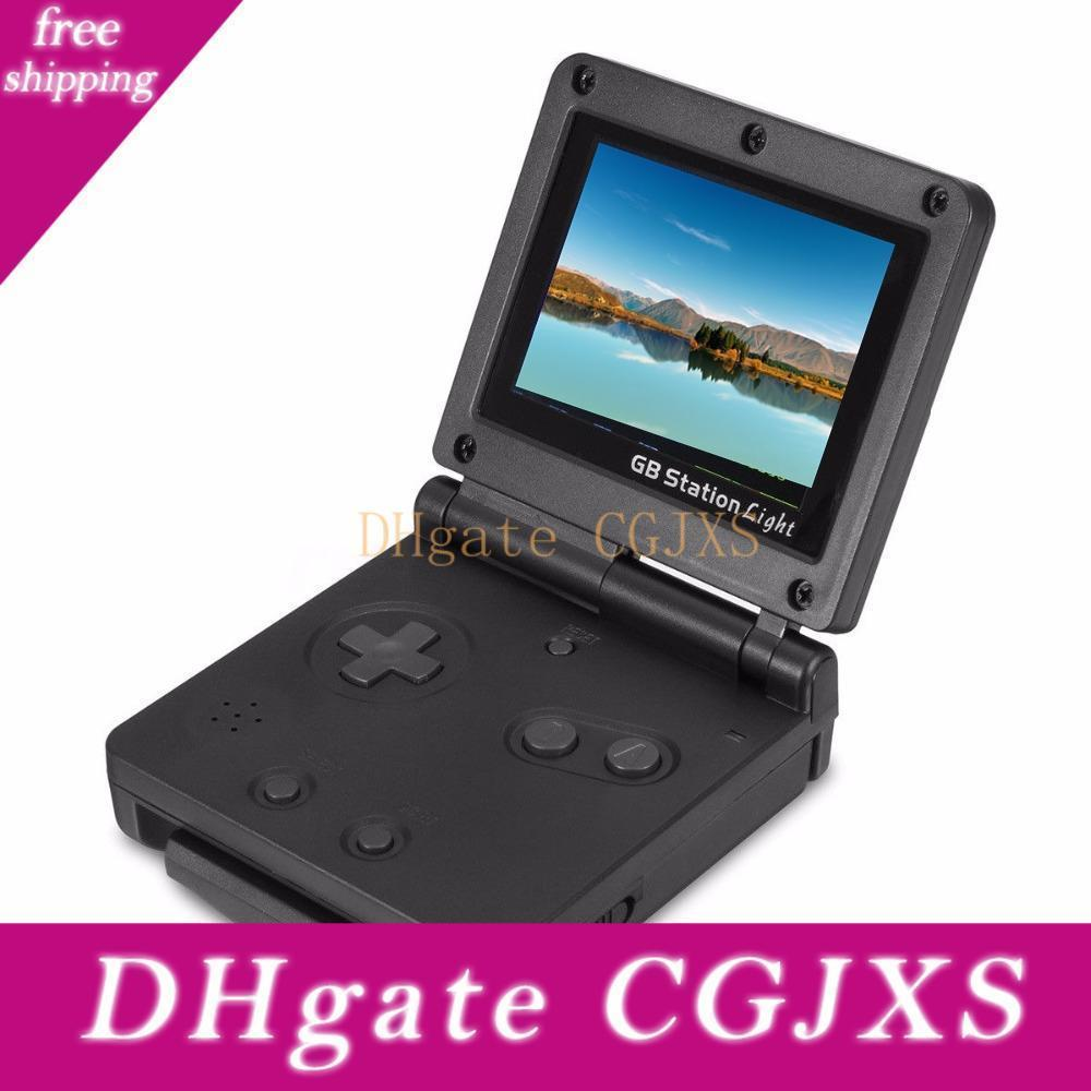 Hot Gb Station 8 Bit Kid Handheld Game Console Tv Out 2 .7 Lcd Retro Portable Games Player Pk Pxp3 Pvp Md16 Pap Pmp For Children Gaming Toy