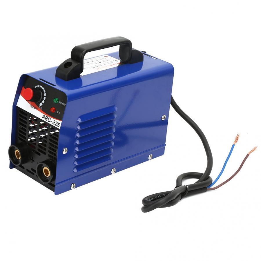 لحام MMA / ARC IGBT INVERTER لحام 225amp ARC آلة لحام 220 فولت لحام العمل والعمل الكهربائي