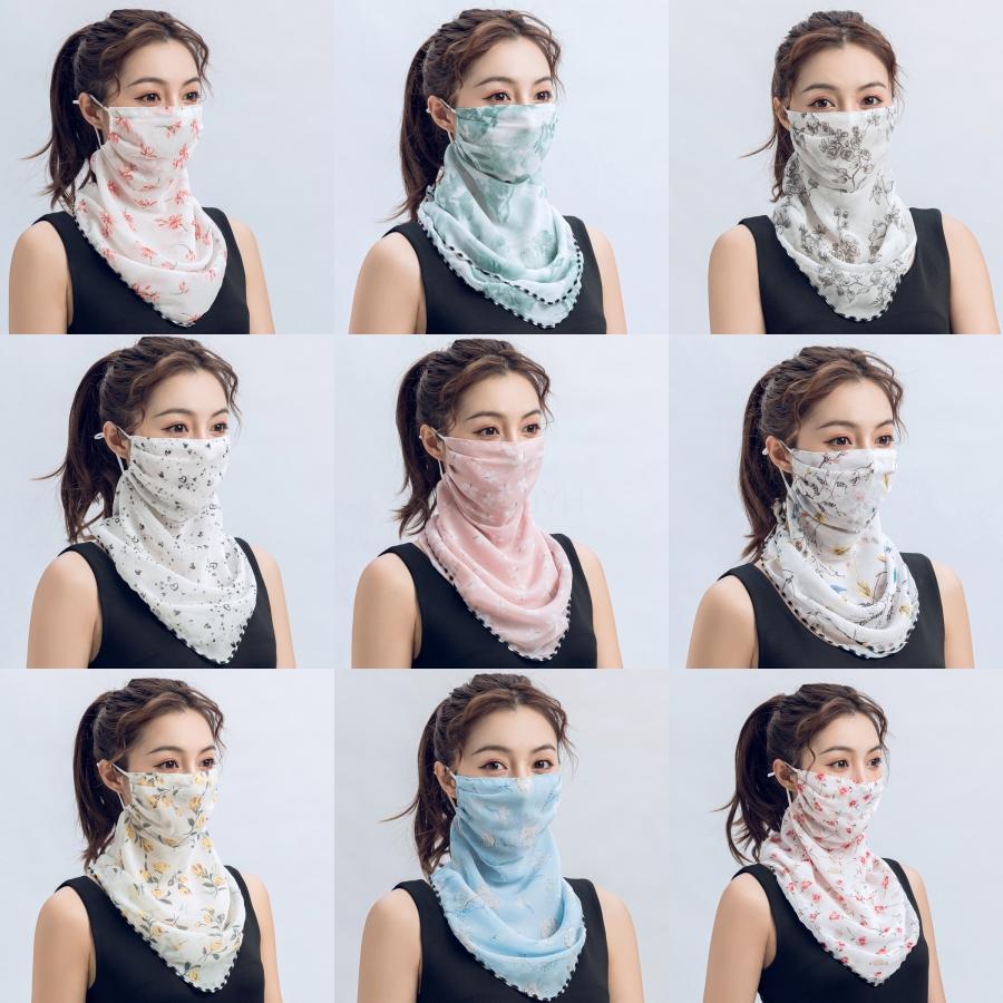 Велоспорт моющегося AdjustableMask Safe Открытого Спорт пыленепроницаемые дышащие Маски Дизайнеры печатный Face # 248