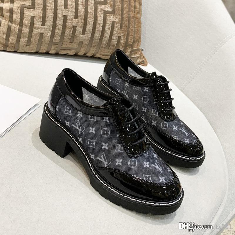Yeni kadın en kaliteli lüks ayakkabı tasarımcısı eski çiçekler rahat ayakkabılar moda spor ayakkabılar baskı işlemi antika slayt hepsi maç