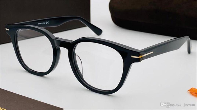New Fashion Design Occhiali da prescrizione ottica 5400 occhiali per gatti telaio telaio rotondo obiettivo stile popolare stile superiore vendita calda hd clear lente