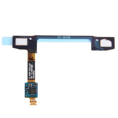 Teléfono móvil del teclado cable flexible para el Galaxy SIII / i9300
