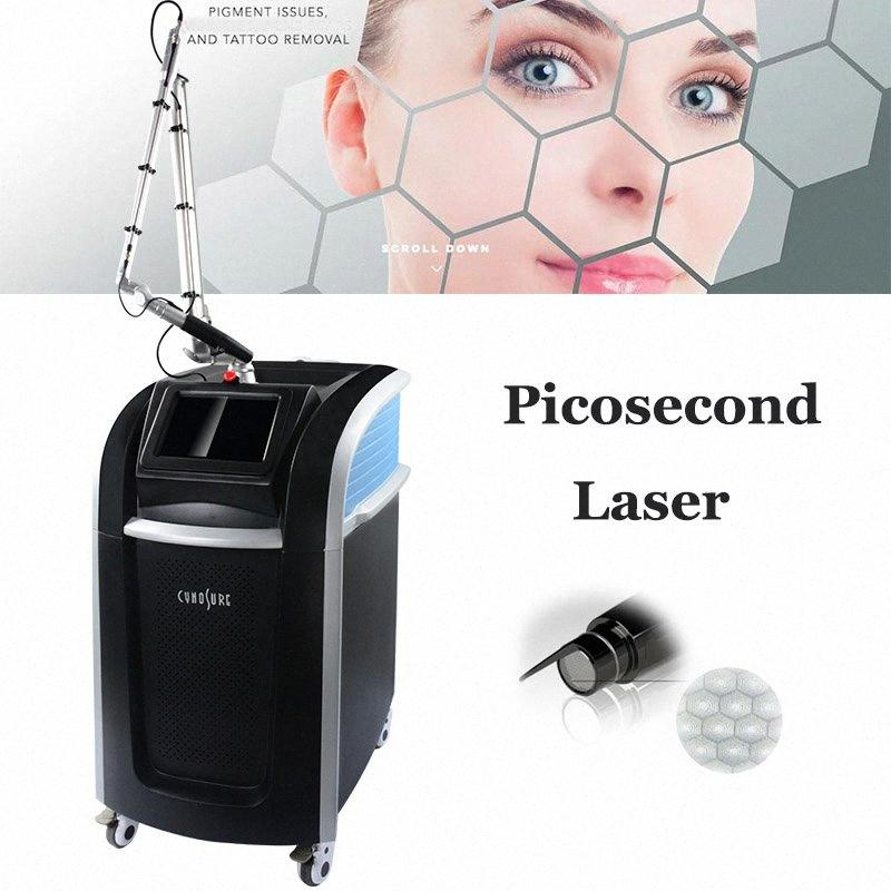2020 mais novo Cynosure Tattoo Removal Pico Laser New Tech spot remoção do pigmento picosecond Ink Tattoo Machine Laser Speckle Sarda REMOV dSPk #