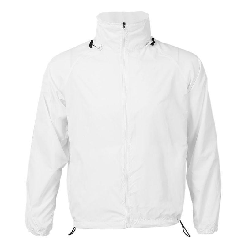 Outdoor Unisex Cycling Running Waterproof Windproof Jacket Rain Coat -Purple Red,XL