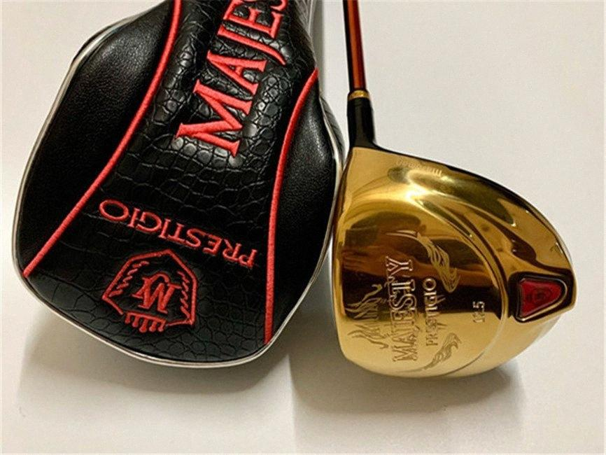 Mulheres Maruman Majestade Prestigio9 driver Maruman Majesty Golf motorista Golf Clubs 12,5 Grau Graphite Shaft Com Head Cover hYSA #