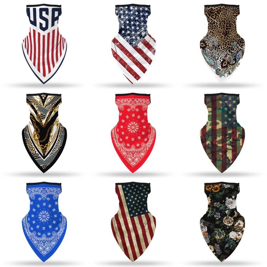Ветрозащитный Маски Магия шарф печати Властной Открытый шеи Маска для лица Спорт Рыбалка Велоспорт Охота Пеший туризм Группа # 874