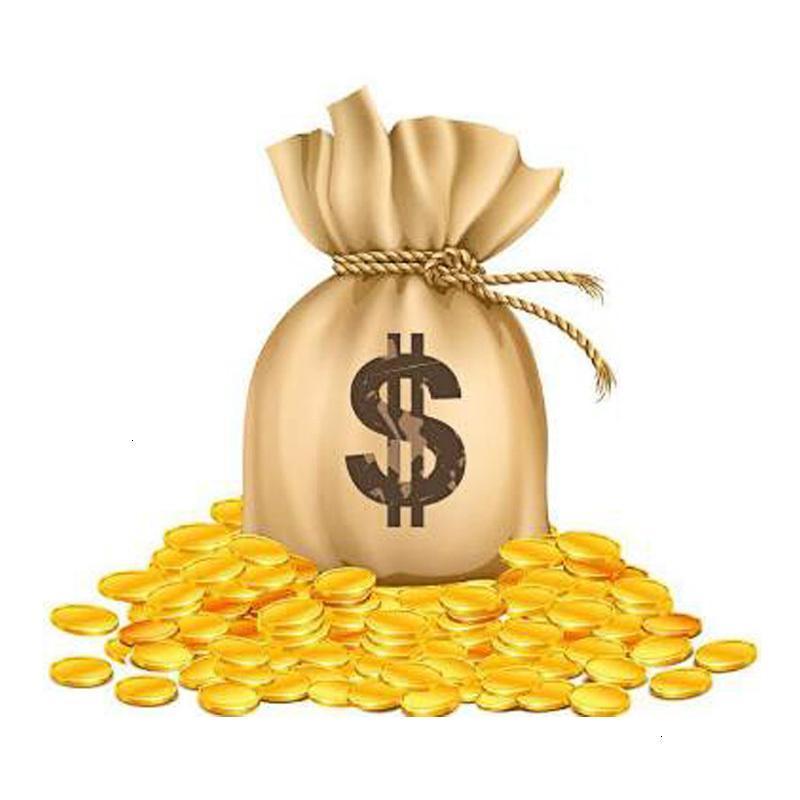 Pagamento de outras despesas 1 Parte = 1 USD