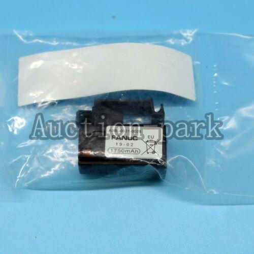 NEW Original FANUC A98L-0031-0028 1750mAH A02B-0323-K102 PLC battery