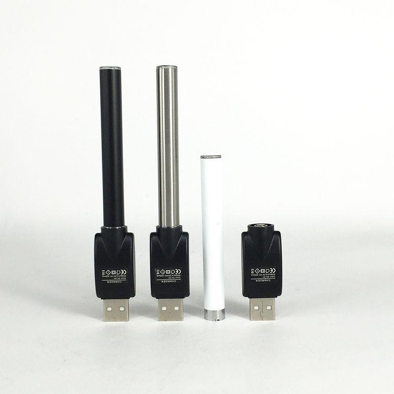 510 Tópico Vape Bateria automática Buttonless Pilhas USB Charger 350mAh Vape Pen bateria para grossas Tanque Cartuchos