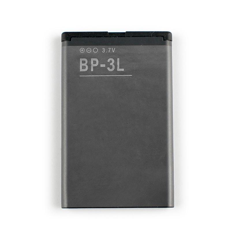 303 510 603 610 710 3030 Akü Yüksek kaliteli 1300mAh BP 3L BP-3L Pil İçin NOKIA Lumia