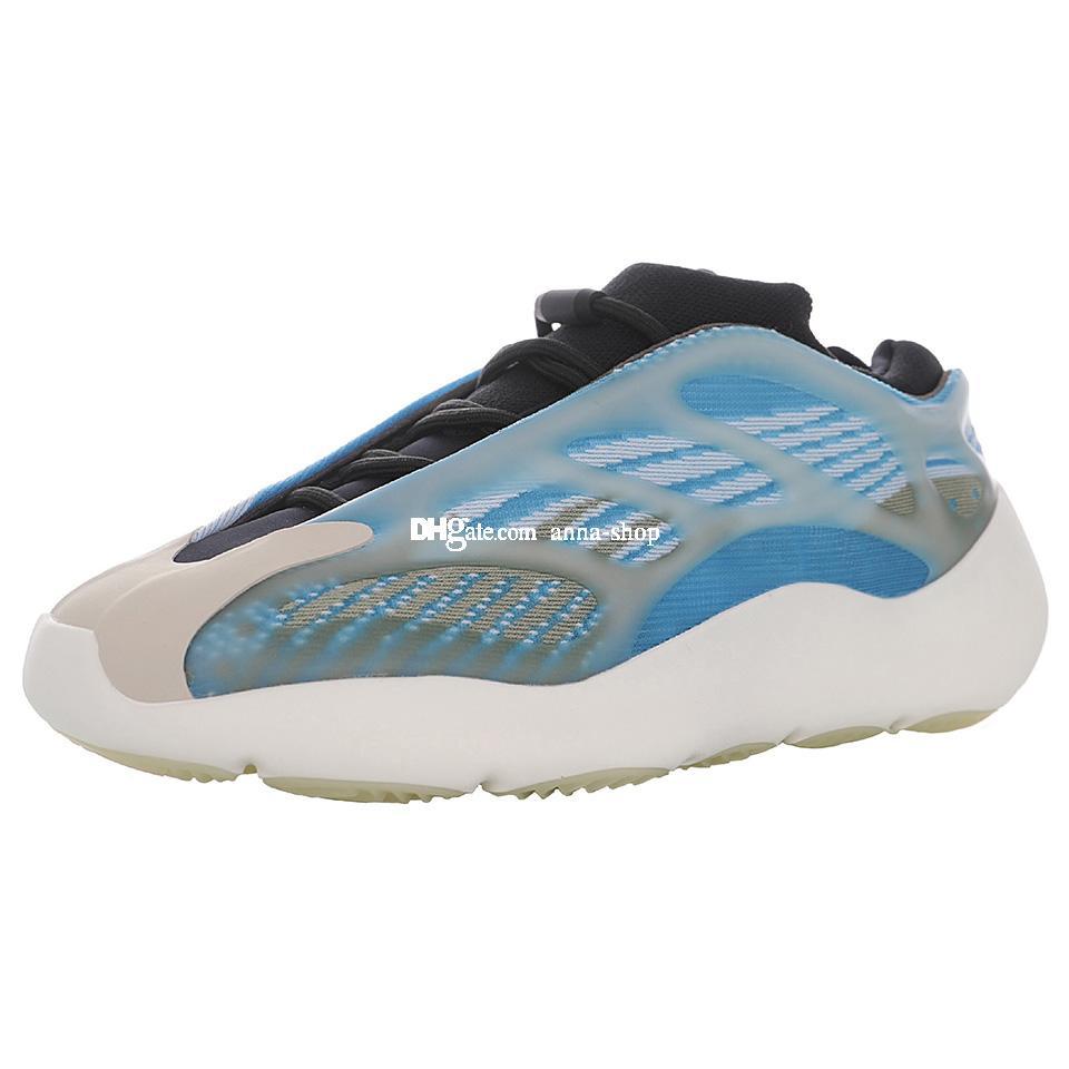 Kanye West 700v3 Alvah Arzareth Sneakers per uomo Kanyewest Sneaker Mens Scarpe sportive da donna Scarpe da donna Donna Athletic Chaussures Man