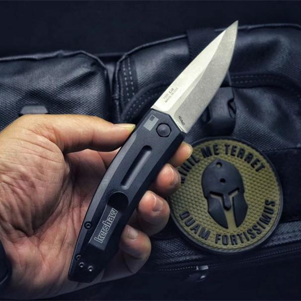 Ferramentas Kershaw faca 7200 alumínio 440C aviação T6-6061 Camping Survival faca dobrável presente faca ao ar livre OEM