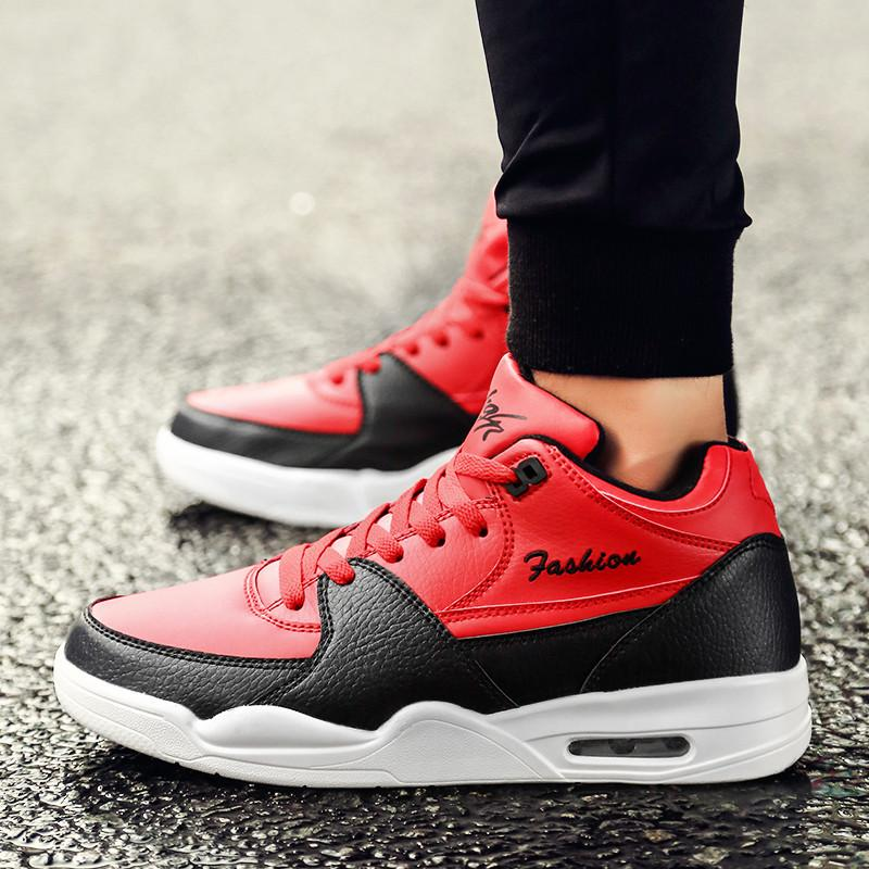 Brand New Automne Hiver antichocs Chaussures de course de sport pour hommes femmes coussin d'air Chaussures de sport respirant imperméable marche en plein air