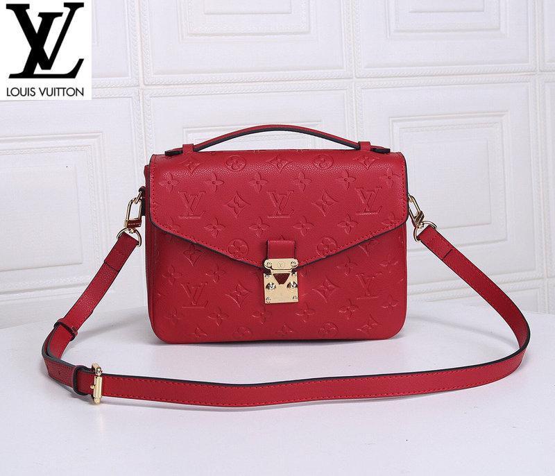 40780 Positive red Women MEN HANDBAGS ICONIC BAGS TOP HANDLES SHOULDER BAGS TOTES CROSS BODY BAG CLUTCHES EVENING