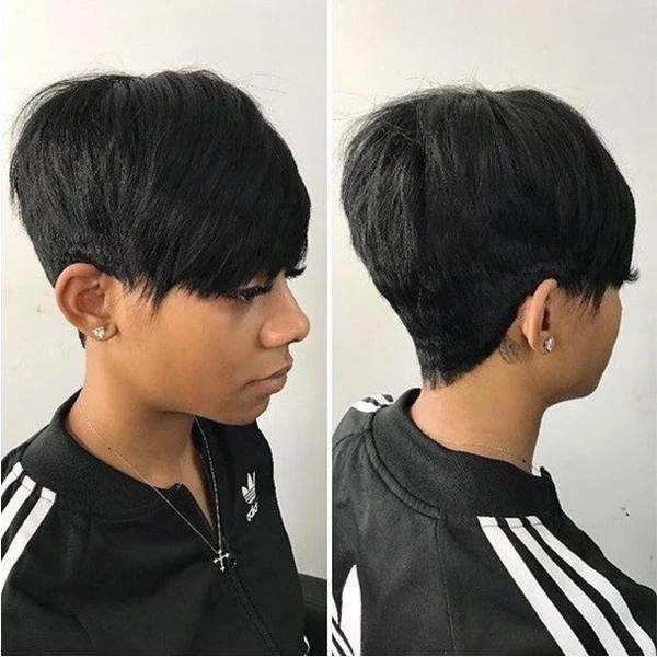 بيكسي قطع الباروكات الشعر البشري مستقيم قصير بوب لمة للنساء 150٪ ريم آلة صنع الباروكات الباروكة البرازيلي الباروكة VIPBEAuty شحن مجاني